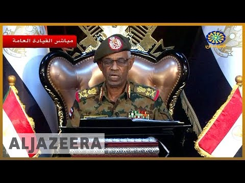 🇸🇩 Sudan's Ibn Auf steps down as head of military council | Al Jazeera English