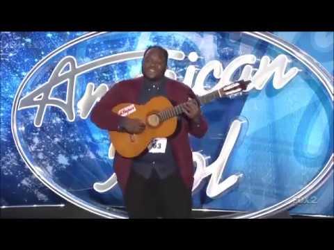 Homeless Man Sings In American Idol