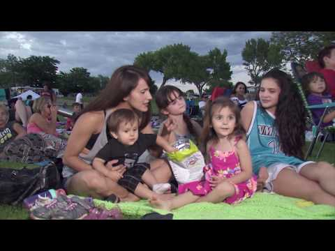 Bernalillo County Movies in the Park 2017