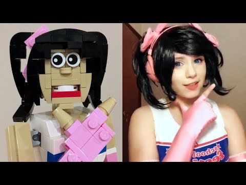 I Recreated The Hit Or Miss Tik Tok In Lego Youtube