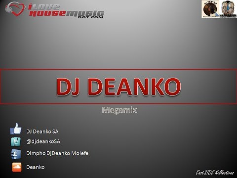 Dj Deanko - 1 mix for Tuks FM