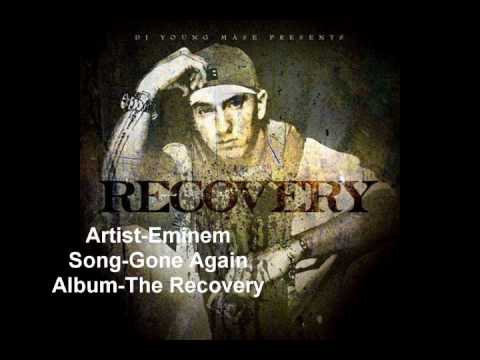 Eminem  Song: Gone Again  Album: The Rey