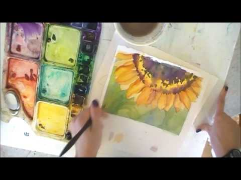 6 Ways to Improve Your Watercolor Paintings: What NOT to do