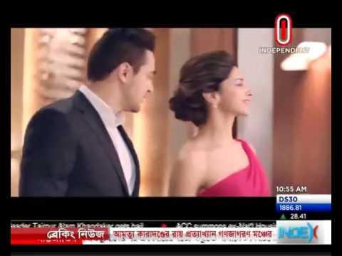 Lux new add with Deepika Padukone 2014