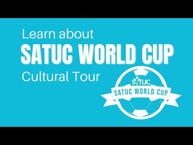SATUC's players visit the pyramids - ساتوك