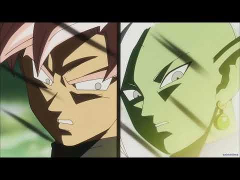 DBS - Trunks new transformation with Shingeki no Kyojin OST - Vogel im Käfig