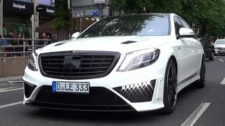 Special Customs Mercedes-Benz S-Class W222 2014 Videos