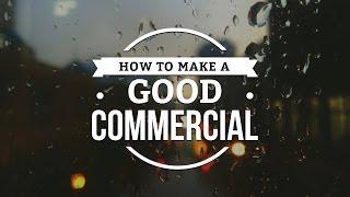 Wie man einen Guten Werbespot | Regie Spezifikation der Anzeige
