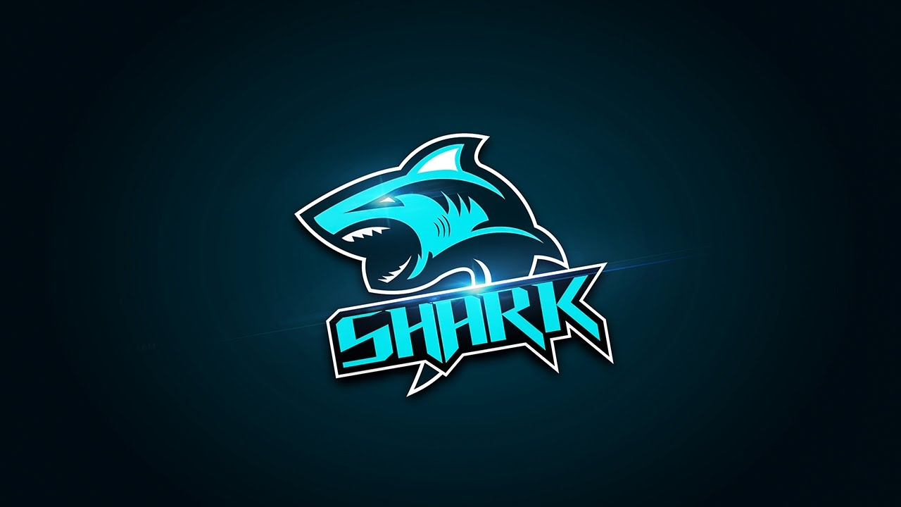 illustrator tutorial logo design shark