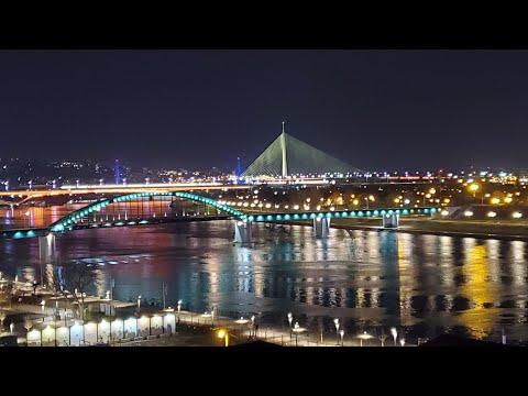 #1 Best Balcony View in Belgrade, Serbia for $40