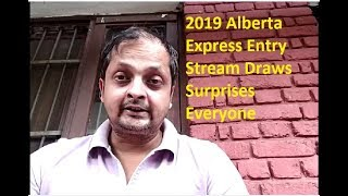2019 Alberta Express Entry Stream Draws Surprises Everyone - Canada Immigration PR Visa