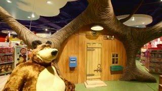 Экскурсия в магазин игрушек Мир Hamleys в ЦДМ на Лубянке