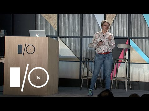 Breakthroughs in Machine Learning - Google I/O 2016