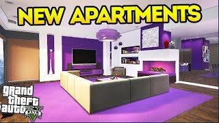 GTA 5 $28,000,000 Spending Spree! NEW APARTMENTS!! Executives and Other Criminals Part 2
