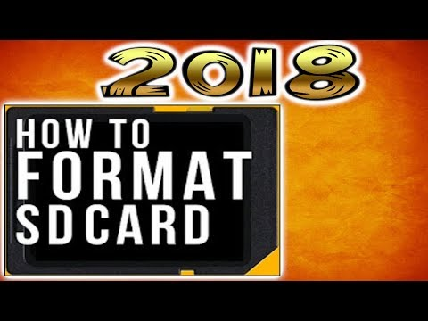 How to Format SD Card on Mac | 2019 { Fixing Storage Issue } MacOS