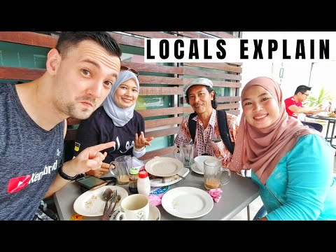 AWESOME Malaysian Breakfast (Getting To Know Local Breakfast Culture) - Traveling Malaysia Ep. 93