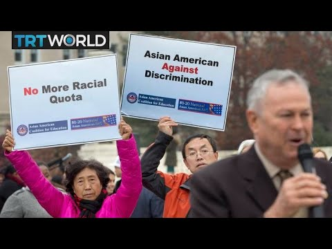 Is Harvard University's admissions process biased against Asian Americans?