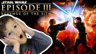 STAR WARS Episode III - Revenge Of The Sith - NINTENDO DS - COM SPOILERS!!