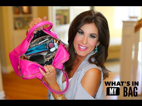 What's In My BAG | HANDBAG ORGANIZER