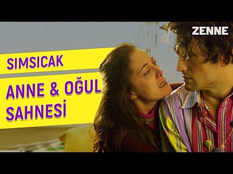 Sımsıcak anne ve oğul sahnesi - Zenne filminden | Zenne