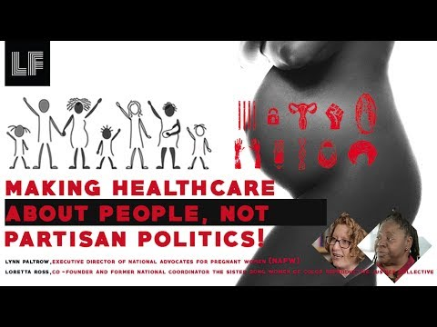 Making Healthcare About People, Not Partisan Politics! The Laura Flanders Show