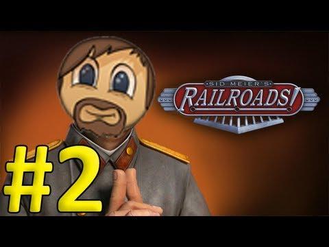Sid Meiers Railroad #2 - Улучшенные поезда
