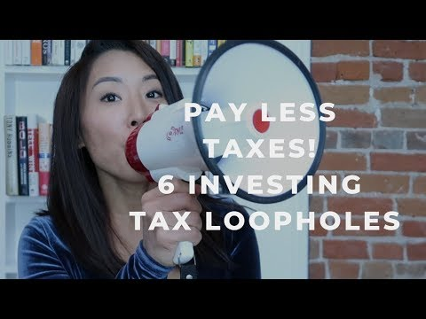 6 Ways to Reduce Your Taxable Income in 2020 (Loopholes You Need To Start Using!)