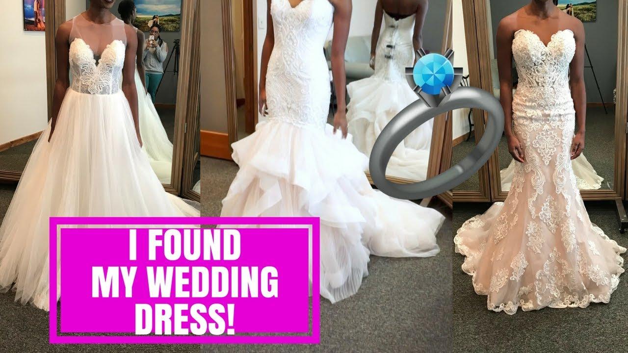 I Said Yes To The Dress Wedding Dress Shopping My Wedding