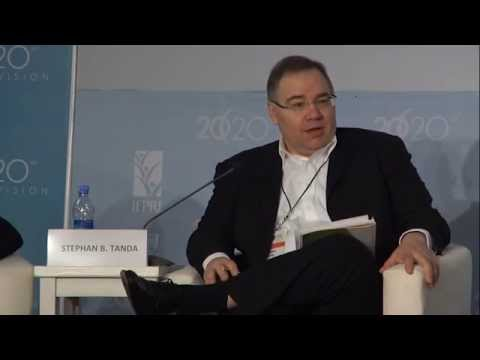 Perspectives of Stephan B. Tanda on Understanding Resilience and Coping with a World of Shocks