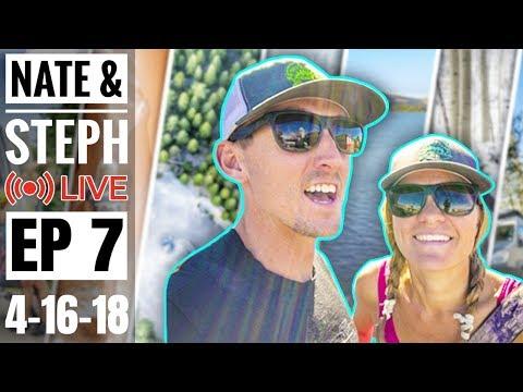 Van Life Q&A - Weekly LIVE Camper Van Chat #7 | Adventure In A Backpack