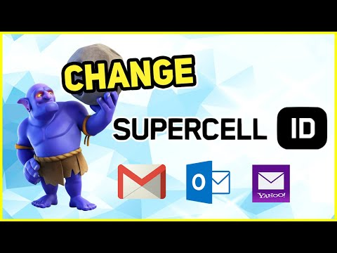 How To Change Supercell ID Email In Clash Of Clans In ENGLISH 2020 | Simple And 100% Working | CoC