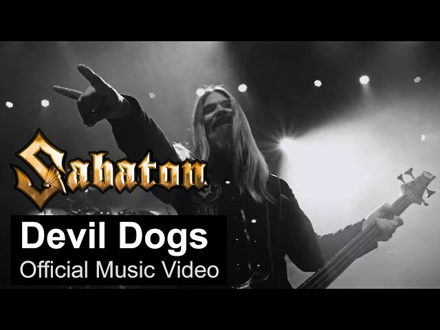 SABATON - Devil Dogs (Official Music Video)