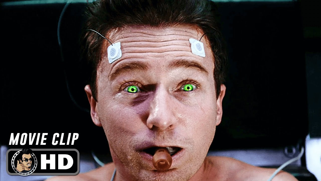 """Download THE INCREDIBLE HULK Clip - """"Antidote Test"""" (2008)"""
