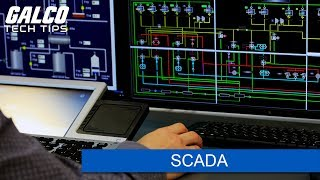 What is SCADA? (Supervisory Control and Data Acquisition) - A GalcoTV Tech Tip
