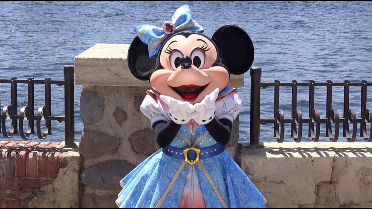 O 15 Disney SEA 15th Crystal Wish Journey So Cute