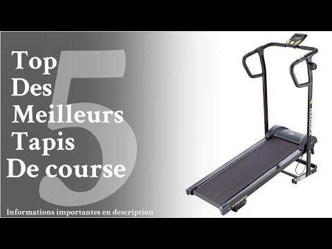 Top 5 Meilleur Tapis De Course 2019 Comparatif Avis Youtube