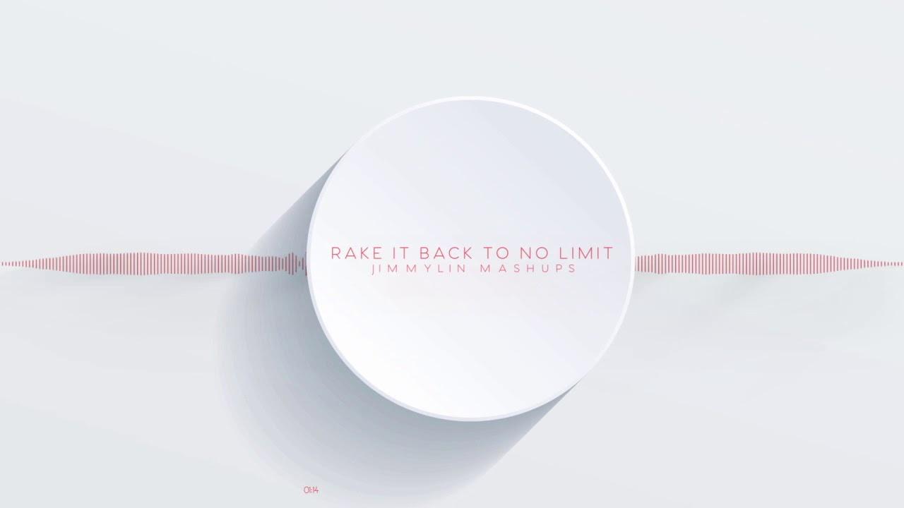 """Mashup /Remix - G-Eazy, Cardi B """"NO LIMIT"""" vs Yo Gotti, Nicki Minaj """"RAKE IT UP"""" vs Drake """"NO LIMIT"""""""