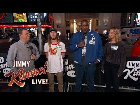 Jimmy Kimmel Guesses