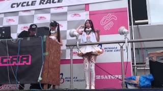 GSRカップのダンスNo2楽しいのが伝わってきます。