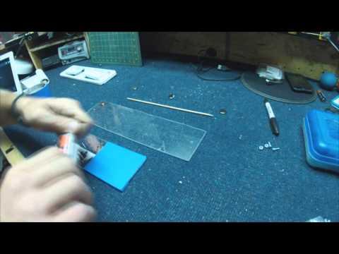 Easy DIY Magnetic Papertowel Holder