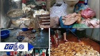 'Ma trận' thực phẩm bẩn bủa vây người tiêu dùng | VTC
