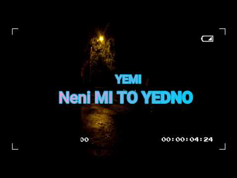 Yemi - Neni Mi To Yedno✨ OFFICIAL 🖤 RARE MUSIC VIDEO