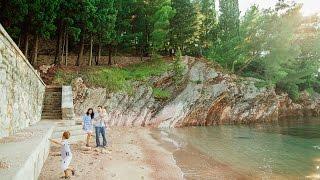 Семейный отдых в Черногории(Фотосессия большой дружной и веселой семьи в Черногории., 2014-09-24T16:47:16.000Z)