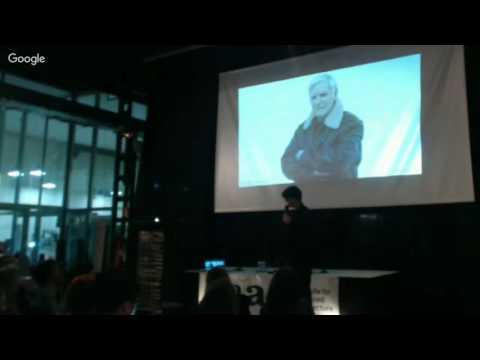 Mark Stevenson's Lecture // Atlas of the Future