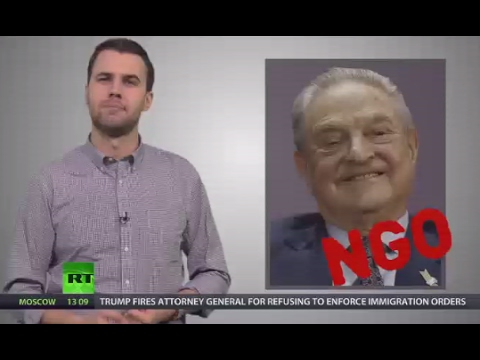 'Stop Operation Soros' Movements to ban billionaire-funded groups sweep across Europe