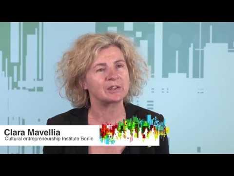 Clara Mavellia, Cultural entrepreneurship Institute Berlin
