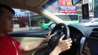 Lái thử Toyota Camry 2.0E và Altis 1.8G