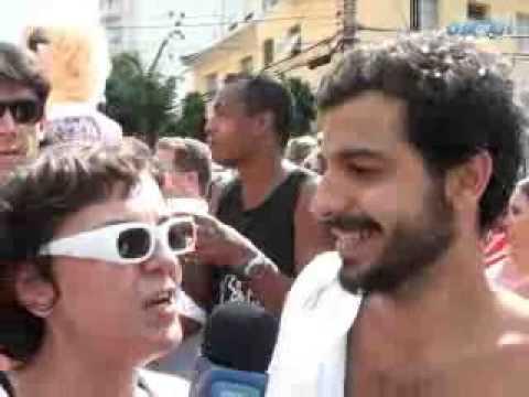 Carnaval 2012   Bloco Passaram a Mão na Pompeia   Parte 2