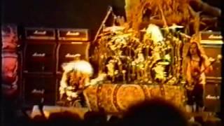 Sepultura - Live At Petofi Hall, Budapest, 17 - 06 - 1991