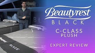 beautyrest black c class plush mattress expert review